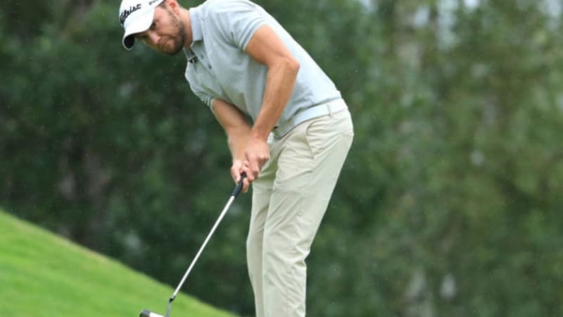 European Tour: Max Kieffer mit solidem Auftakt in Portugal