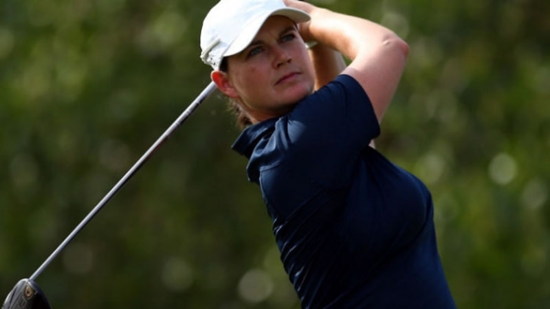 LPGA Tour: Caroline Masson in der Top 10 beim letzten Major 2018