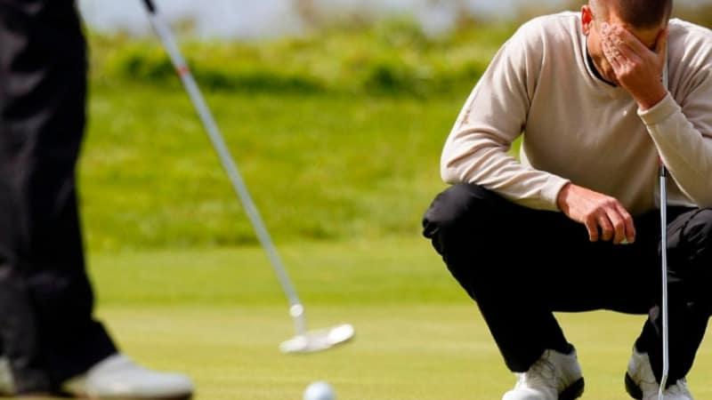 """Slow Play: Neue Mittel gegen die """"Schneckenplage"""" auf dem Golfplatz"""