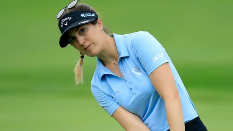 LPGA Tour: Sandra Gal startet mit Top 10 in den Asian Swing