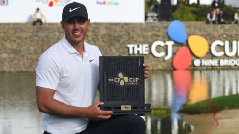 PGA Tour: Brooks Koepka besiegelt Sieg mit Eagle