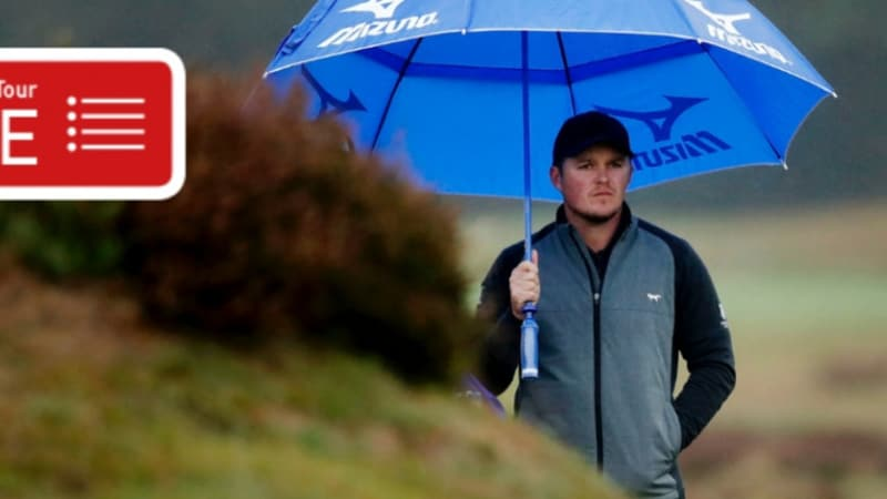 European Tour LIVE: Holt sich Eddie Pepperell den Start-Ziel-Sieg?