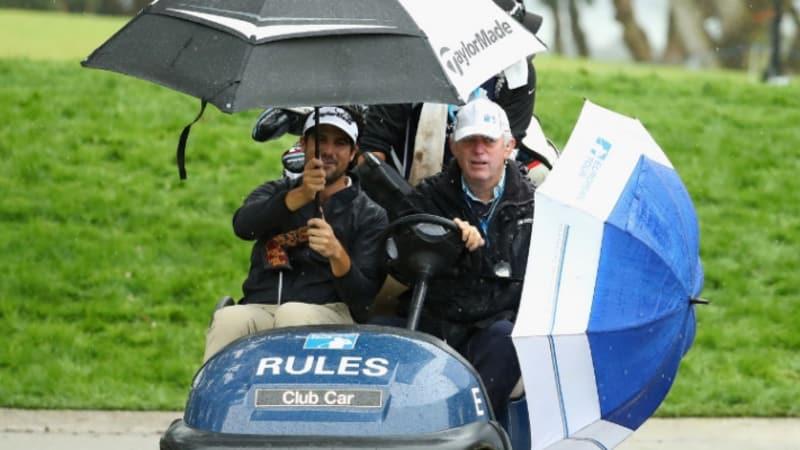 European Tour: Andalucia Valderrama Masters auf 54 Löcher verkürzt