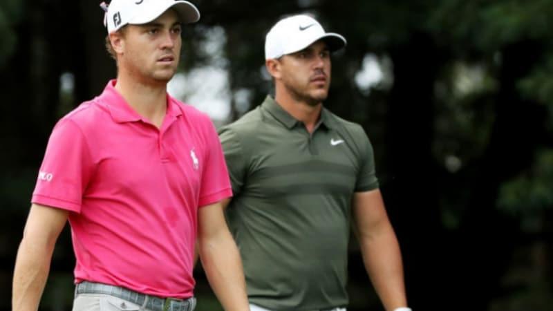PGA Tour Tee Times: Justin Thomas und Brooks Koepka starten gemeinsam