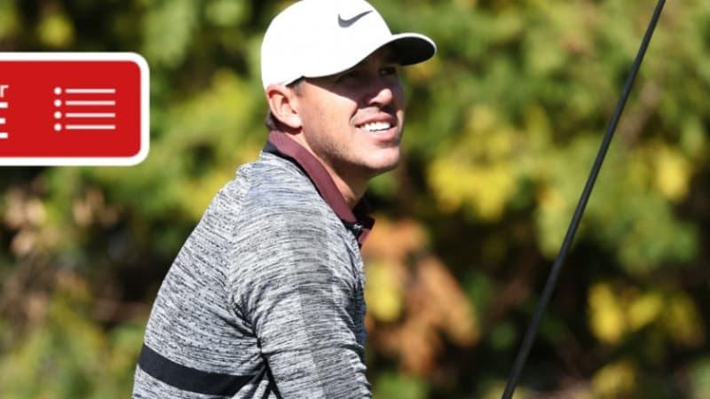 PGA Tour LIVE: Gewinnt Brooks Koepka zum dritten Mal in diesem Jahr?