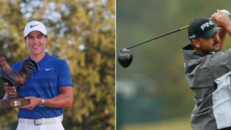 PGA Tour: Cameron Champ siegt, Stephan Jäger in den Top 15