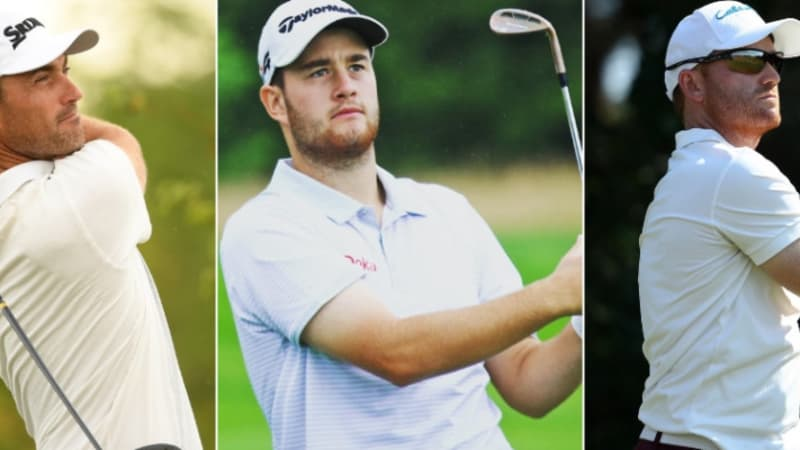 Round-Up: Deutsches Trio in den Top 20 auf der Challenge Tour