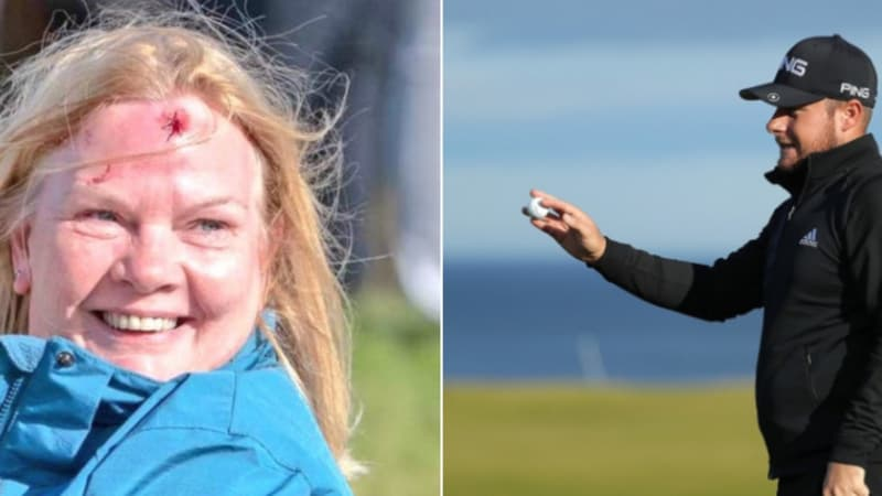 Erneut verletzter Fan - Tyrrell Hatton trifft Frau am Kopf