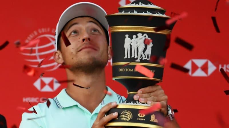WGC: Xander Schauffele gewinnt spannendes Finale