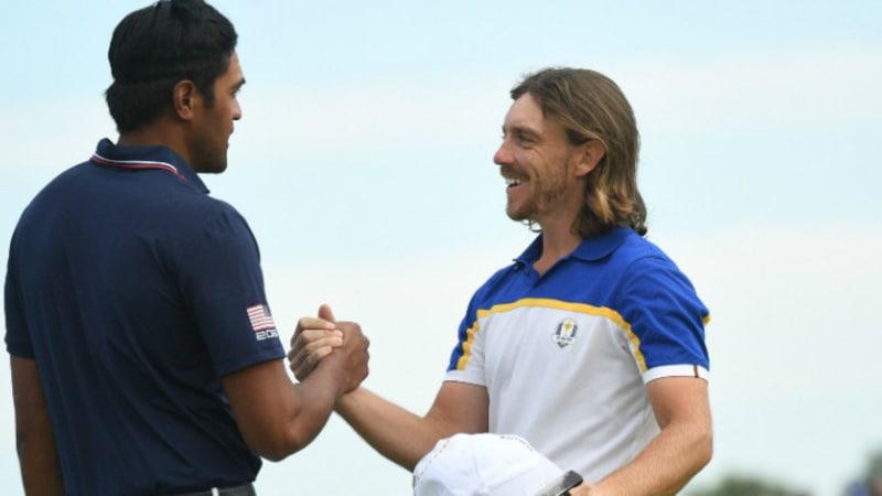 Wochenvorschau: Ryder Cup Stars auf der European Tour