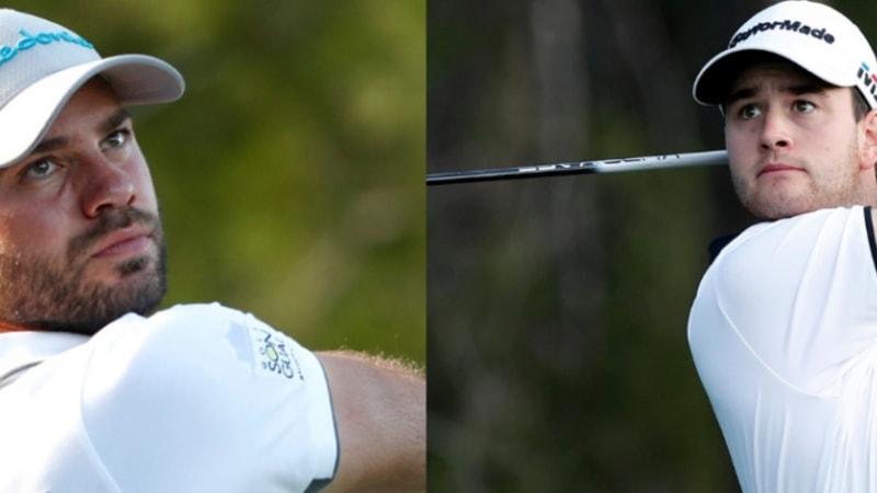 Max Schmitt und Bernd Ritthammer nächste Saison auf der European Tour