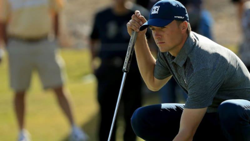 PGA Tour: Jordan Spieths Putter läuft wieder heiß