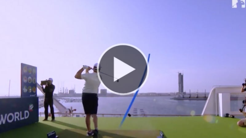 Video: Queen Elizabeth 2 Shootout mit den Ryder-Cup-Helden