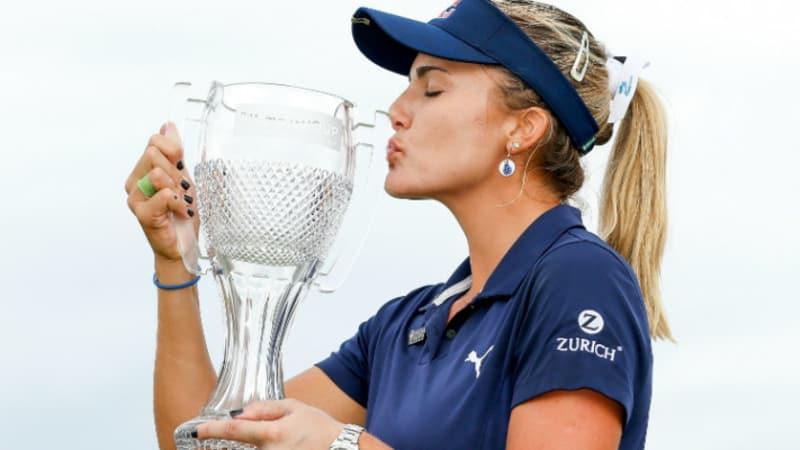 LPGA Tour: Lexi Thompson gewinnt das Saisonfinale