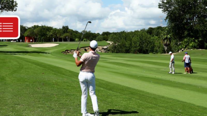 PGA Tour LIVE: Kann Matt Kuchar den Vorsprung ins Ziel bringen?