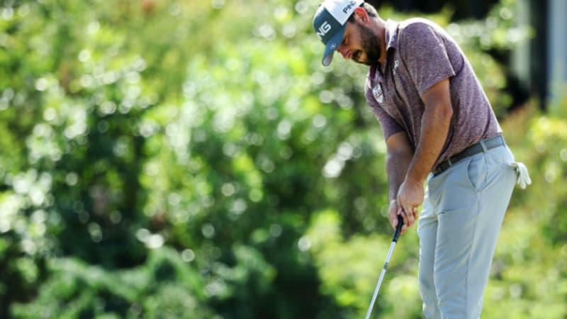 PGA Tour: Stephan Jäger mit Blick auf die Top 10 ins Finale