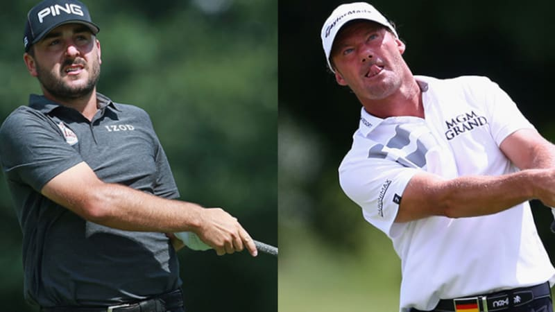 PGA Tour Tee Times: Stephan Jäger und Alex Cejka in Mexiko