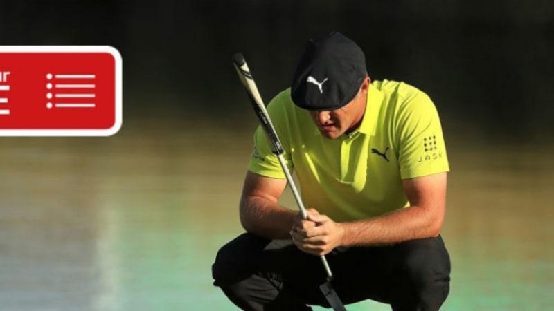 PGA Tour: Bryson DeChambeau mit fünftem Sieg in 2018