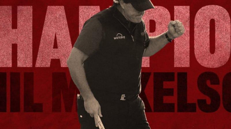 """""""The Match"""": Phil Mickelson sichert sich die Millionen gegen Tiger Woods"""