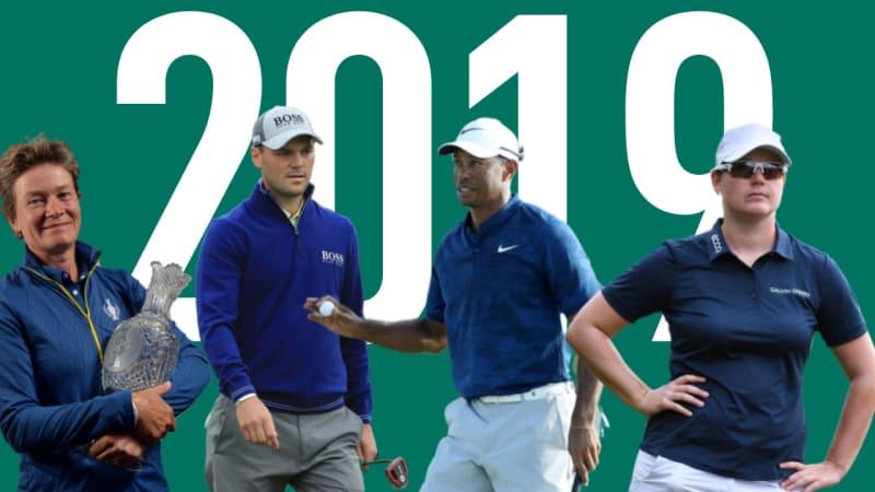 Diese Golf Turniere dürfen Sie im Jahr 2019 auf keinen Fall verpassen