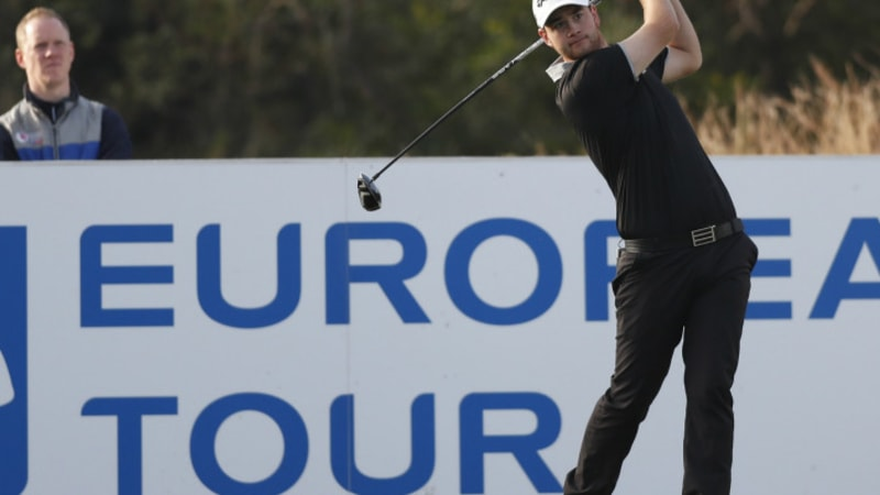 European Tour: Max Schmitt mit Top-Performance am Moving Day