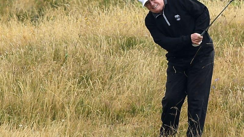 Donald Trump: Golfender Präsident kostet die US-Steuerzahler viel Geld