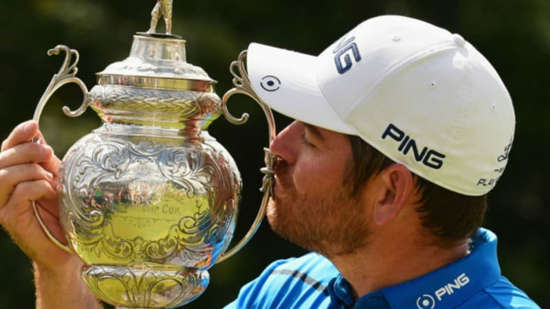 European Tour: Emotionaler Sieg für Louis Oosthuizen