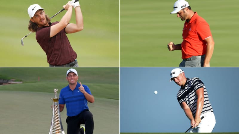 Spannende Facts - Die Statistiken der European Tour 2018