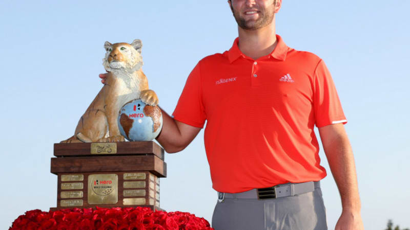 PGA Tour: Jon Rahm triumphiert auf den Bahamas