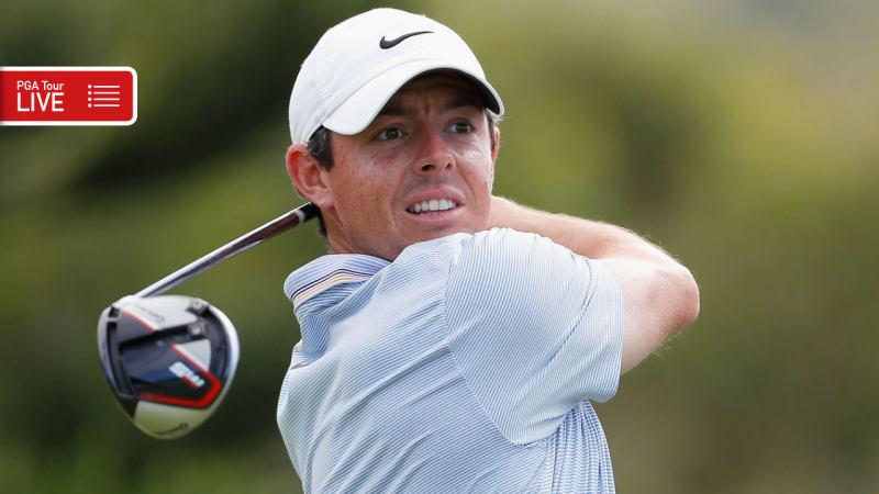 PGA Tour LIVE: Rory McIlroy kämpft um den Sieg