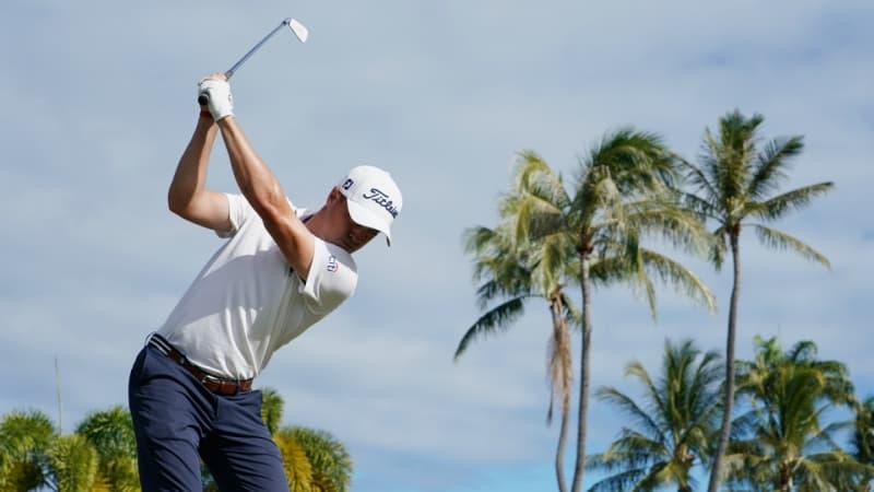 PGA Tour: Justin Thomas locht Eagle aus dem Bunker