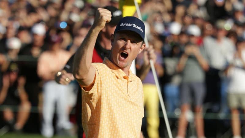 Siegreichster Engländer der PGA Tour: Justin Rose überflügelt Faldo