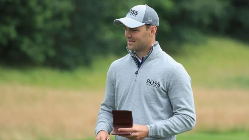 Martin Kaymer gibt erste Turnierstarts für 2019 bekannt