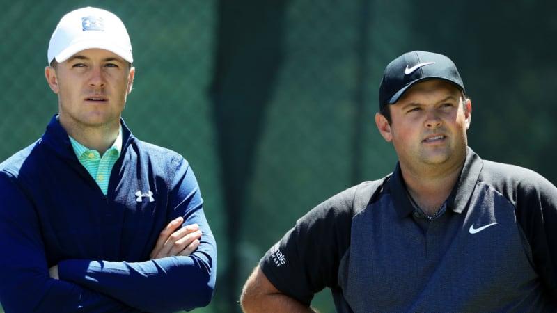 Jordan Spieth und Patrick Reed: Alles wieder gut im Team USA?