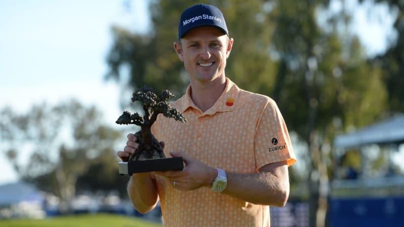 PGA Tour: Justin Rose unaufhaltsam zum zehnten Sieg
