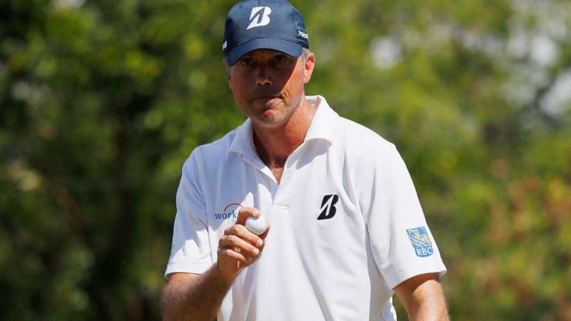 PGA Tour: Matt Kuchar glänzt weiter auf Hawaii