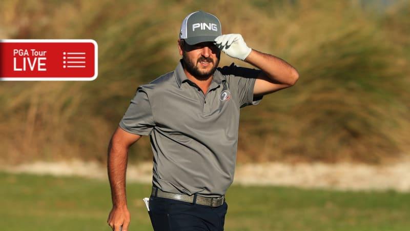 PGA Tour LIVE: Kann sich Stephan Jäger in die Top 20 schießen?