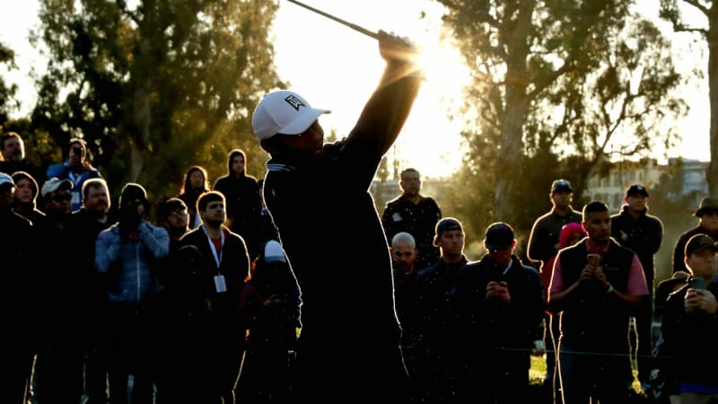 PGA Tour: Wahnsinns Aufholjagd von Tiger Woods