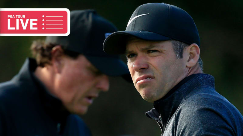 PGA Tour LIVE: Verspäteter Showdown in Pebble Beach