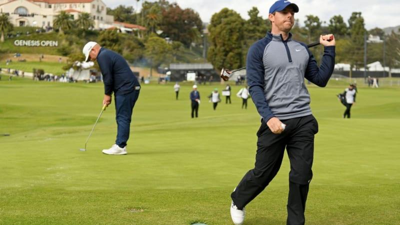 Rory McIlroy trennt sich von der European Tour - Vorerst