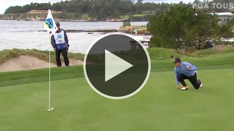 PGA Tour: Ho-Sung Choi ärgert sich über verpasstes Birdie