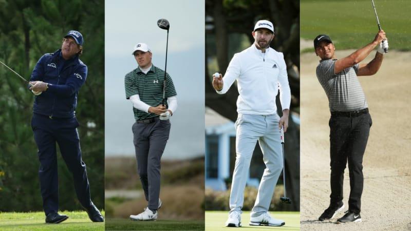 PGA Tour: Eine Schar von Superstars jagt das Führungsduo