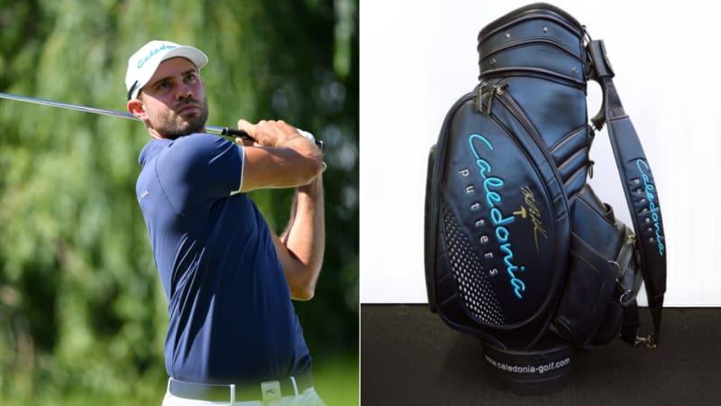 United Charity: Das Original-Golfbag von Bernd Ritthammer ersteigern