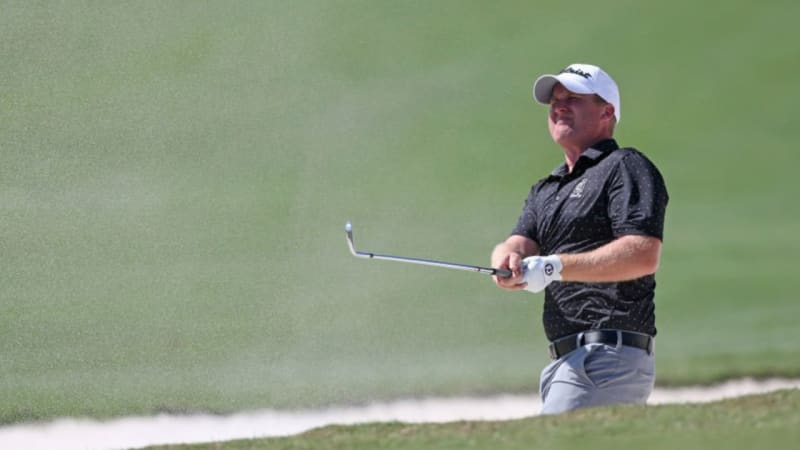 Nach 17 Schlägen auf einem Par 4: Golfprofi beweist Sportsgeist