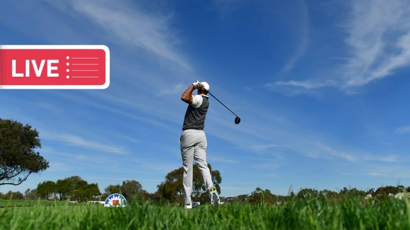 WGC - Mexico Championship LIVE: Tiger Woods startet in die zweite Runde