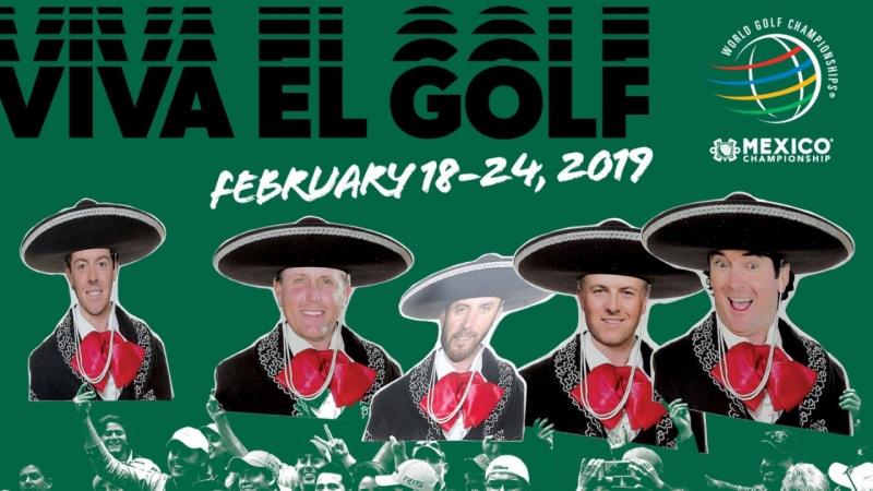 Wochenvorschau: Starensemble bei der World Golf Championship in Mexiko