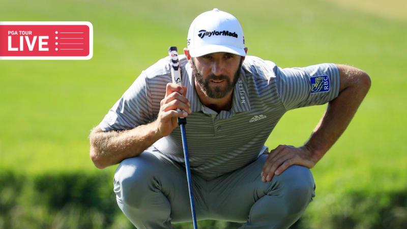 PGA Tour LIVE: Dustin Johnson kämpft um den Sieg der Valspar Championship