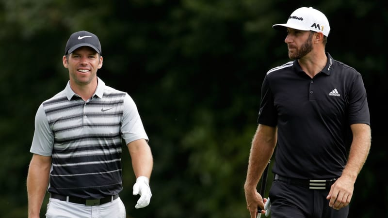 PGA Tour: Dustin Johnson jagt Paul Casey