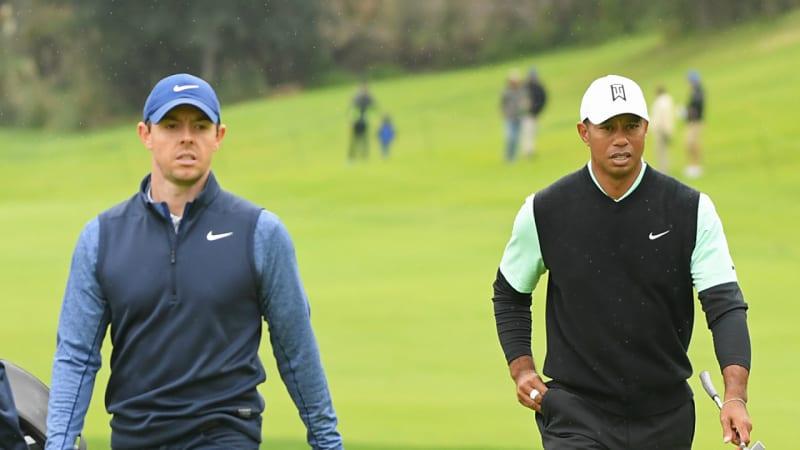 World Golf Championship: Rory McIlroy trifft im Achtelfinale auf Tiger Woods