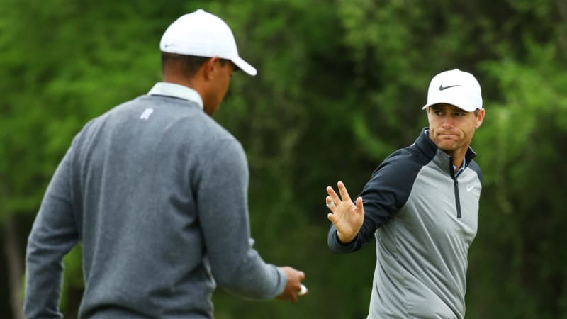 World Golf Championship: Lucas Bjerregaard besiegt Tiger Woods
